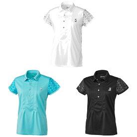 スリクソン SRIXON テニスウェア レディース ポロシャツ SDP-1024W 2020SS [ポスト投函便対応]