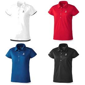 スリクソン SRIXON テニスウェア レディース ポロシャツ SDP-1030W 2020SS 2月下旬発売予定※予約 [ポスト投函便対応]
