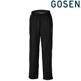 ゴーセン GOSEN テニスウェア ユニセックス ウィンドウォーマーパンツ(裏起毛) Y1810 2018FW