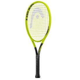 ヘッド HEAD テニスジュニアラケット Graphene 360 Extreme Jr. グラフィン360 エクストリーム ジュニア ガット張り上げ済み 235328