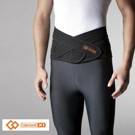 Colantotte(コラントッテ)「ユニセックス X1ウエストベルト AEBFA01」腰サポーター 腰用ベルト 磁気サポーターX1-waistbelt