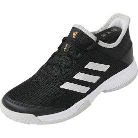 アディダス adidas テニスシューズ ジュニア adizero club k EF0601
