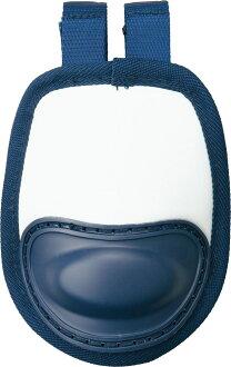 Z ZETT baseball supporter Sloat guard rigid rubber-ball soft combined use BLM8A BLM8A-2911