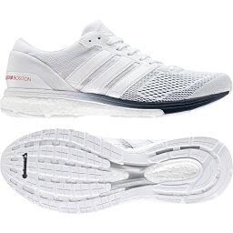 愛迪達adidas跑步鞋人adiZERO boston BOOST 2 AKTIV阿迪零波士頓推進2積極的CP9362