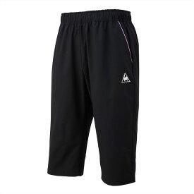 ルコック le coq sportif テニスウェア メンズ 6分丈パンツ QTMNJD40ZZ 2019SS