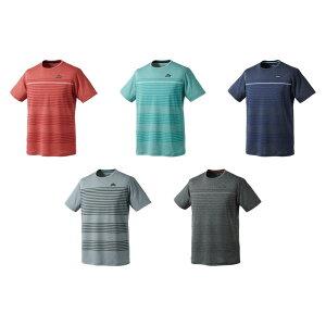 プリンス Prince テニスウェア ユニセックス ゲームシャツ バドミントンウェア MF0073 2020FW [ポスト投函便対応]【5000円以上購入+エントリーでソックスプレゼント】