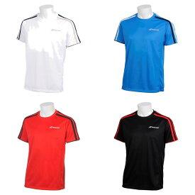 「あす楽対応」バボラ Babolat テニスウェア ユニセックス ショートスリーブシャツ SHORT SLEEVE SHIRT BTUNJA15 2019SS 『即日出荷』