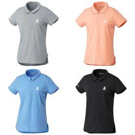 「あす楽対応」スリクソン SRIXON テニスウェア レディース ポロシャツ SDP-1922W 2019SS[ポスト投函便対応] 『即日出荷』