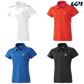 スリクソン SRIXON テニスウェア レディース ポロシャツ SDP-1930W 2019SS[ポスト投函便対応]