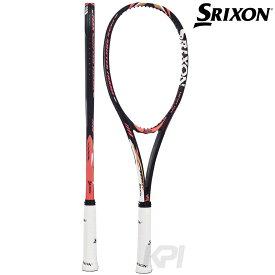 【エントリーでポイント10倍】SRIXON(スリクソン)「SRIXON X 100S(スリクソン X 100S) SR11701」ソフトテニスラケット