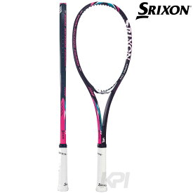 【エントリーでポイント10倍】SRIXON(スリクソン)「SRIXON X 100LS(スリクソン X 100LS) SR11703」ソフトテニスラケット