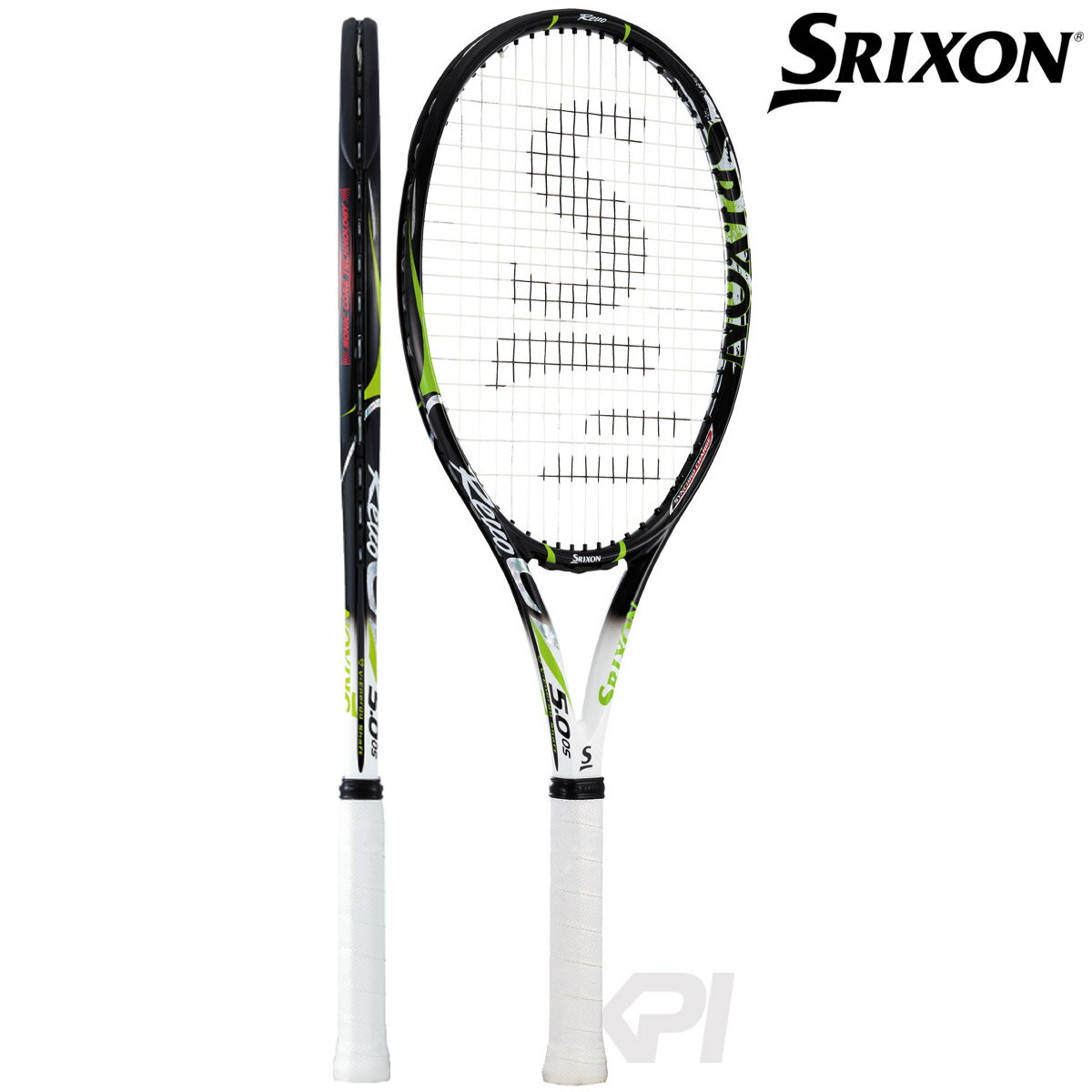 SRIXON(スリクソン)【SRIXON REVO CV 5.0 OS(スリクソンレヴォ 5.0 OS) SR21604】硬式テニスラケット【kpisports】