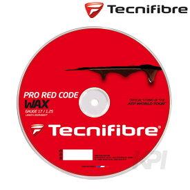『即日出荷』Tecnifibre(テクニファイバー)「PRO RED CODE WAX 1.25(プロレッドコードワックス)200mロール TFR521」硬式テニスストリング(ガット)「あす楽対応」