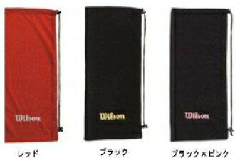 "Wilson (Wilson) ""soft case 2PK Z8356"" tennis bag"
