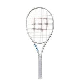 ウイルソン Wilson テニス硬式テニスラケット ULTRA 100CV White in White WR011011S【ウイルソンラケットセール】