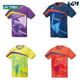 ポスト投函便【送料無料】ヨネックス YONEX テニスウェア メンズ ゲームシャツ(フィットスタイル) 10334 2020SS [ポスト投函便対応]