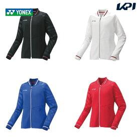 ヨネックス YONEX バドミントンウェア レディース ニットウォームアップシャツ 57050 2020SS