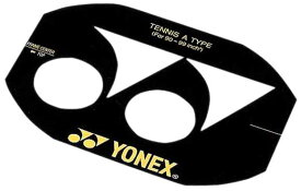 YONEX(ヨネックス)「ステンシルマーク AC502A」【prospo】