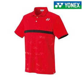 「あす楽対応」ヨネックス YONEX テニスウェア ユニセックス ユニゲームシャツ(フィットスタイル) 10265-496 2018SS[ポスト投函便対応] 『即日出荷』