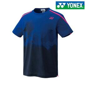 「あす楽対応」ヨネックス YONEX テニスウェア ユニセックス ユニゲームシャツ(フィットスタイル) 10266-472 2018SS[ポスト投函便対応] 『即日出荷』