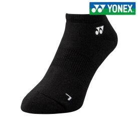 ヨネックス YONEX テニスアクセサリー メンズ メンズスニーカーインソックス 19121-007