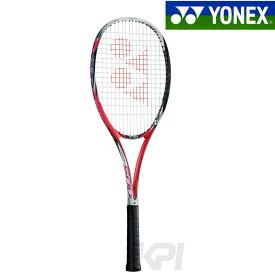 【エントリーでポイント10倍】YONEX(ヨネックス)「NEXIGA 50V(ネクシーガ50V)NXG50V」ソフトテニスラケット「カスタムフィット対応(オウンネーム可)」
