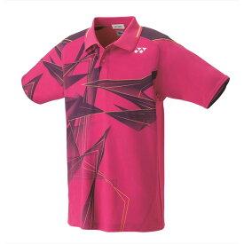 「あす楽対応」ヨネックス YONEX テニスウェア ジュニア ゲームシャツ 10272J-654 2018FW 『即日出荷』 夏用 冷感
