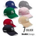 MoMA Design NY Yankees ヤンキース ニューエラ MoMA限定キャップ 7カラー【moma001-all】【お取り寄せ商品】
