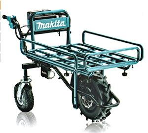 マキタ/充電式運搬車(パイプフレームセット品)CU180DZ+A-65470