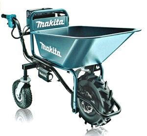 マキタ/充電式運搬車(バケットセット品)CU180DZ+A-65486