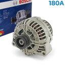 BOSCH製 ベンツ W219 オルタネータ/ダイナモ 14V 180A M113 V8エンジン 0131548502 0121548902 0121546602 0124625032…