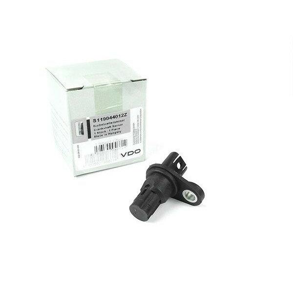 VDO製 BMW E90 E91 E60 クランクシャフトセンサー/クランクシャフトポジションセンサー 13627525015 S119044012Z【あす楽対応】