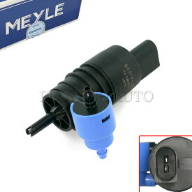 MEYLE製 BMW MINI ミニ R60 R61 Cooper CooperD CooperS ALL4 CooperSD JCW One ウィンドウウォッシャーポンプ 2048660221 2108691021 67128377987 67126938620【あす楽対応】