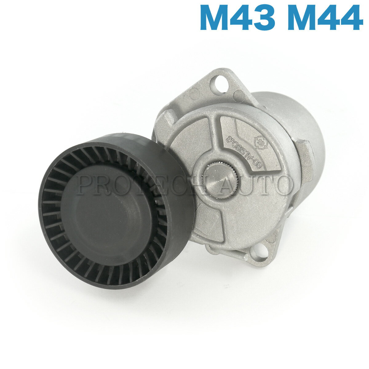 BMW E46 E36 Z3 3シリーズ Xモデル ファンベルト オルタネーター/ウォーターポンプ用ベルト ベルトテンショナー機械式 M43 M44 11281247647 11281432104【あす楽対応】