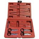 ベンツ 工具 SLクラス R107 R129 ベンツ メーター インパネ/オーディオ/イグニッションロック 取外し専用工具 10本セ…