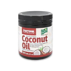 ココナッツオイル ニュートラル フレーバー 16 fl oz (473 ml)Jarrow FORMULAS(ジャローフォーミュラズ)MCT 話題 流行 ココナッツ 女子 料理