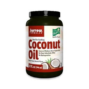ココナッツオイル ニュートラル フレーバー 32 fl oz (946 ml)Jarrow FORMULAS(ジャローフォーミュラズ)MCT 話題 流行 ココナッツ 女子 料理