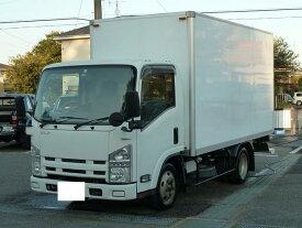 エルフトラック 2tロングパネルバン ETC バックカメラ ターボ(いすゞ)【中古】