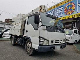 エルフトラック 高所作業車 トラック専門店の特殊車両(いすゞ)【中古】
