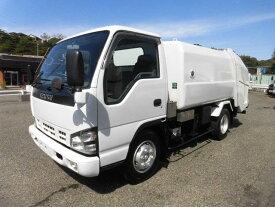 エルフトラック 3.5tワイド 積載巻き込みパッカー6.0m3(いすゞ)【中古】