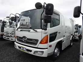 レンジャー 2.4t 塵芥車 巻込式パッカー車 モリタ 8m3(日野)【中古】