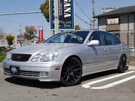 レクサス GS300 ベースグレード 左ハンドル 19AW 車高調 マフラー 革(レクサス)【中古】