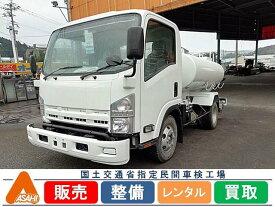 エルフトラック 4t散水車 新明和(いすゞ)【中古】
