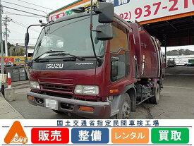 フォワード 4tプレス8.2立米パッカー車 極東開発(いすゞ)【中古】