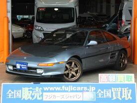 MR2 GT−S ターボ ワンオーナー車 RAYS17インチAW(トヨタ)【評価書付】【中古】