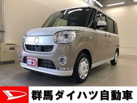 ムーヴキャンバス Gメイクアップリミテッド SA3 4WD パノラマモニター付(ダイハツ)【評価書付】【中古】
