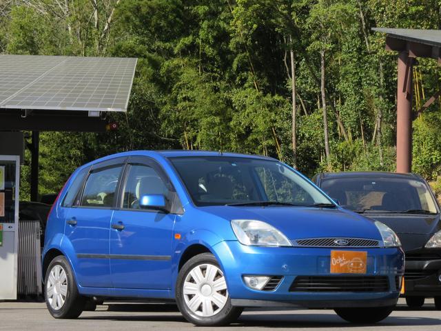 ヨーロッパフォード フィエスタ 1600GHIA(ヨーロッパフォード)【中古】