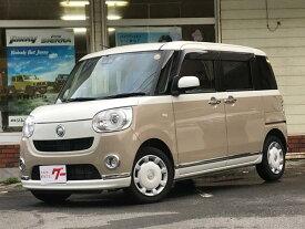 ムーヴキャンバス Gメイクアップ SAIII 衝突被害軽減ブレーキ 両電動ドア(ダイハツ)【中古】