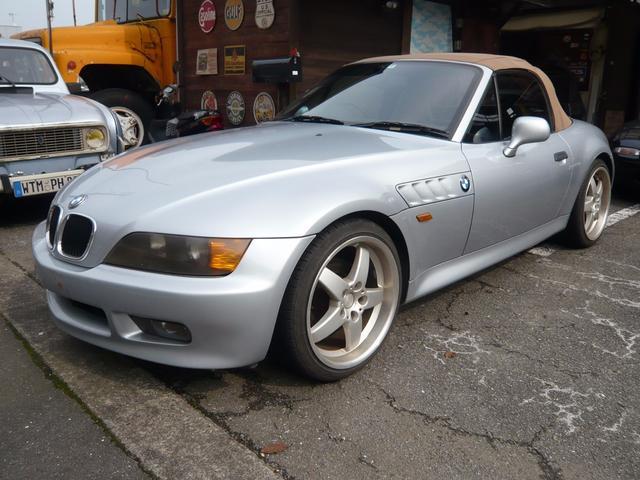 BMW Z3ロードスター ベースグレード(BMW)【中古】