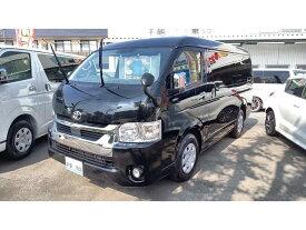 ハイエースワゴン GL(トヨタ)